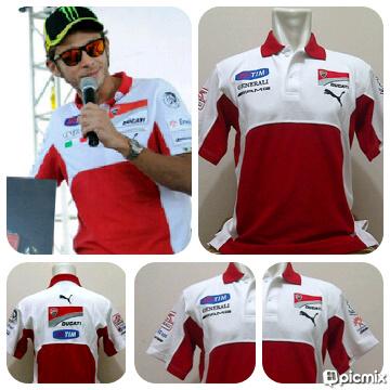 Polo Shirt Ducati